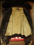 画像5: 1940'S WWII COLVINEX M456 SUIT CUSTOMIZED JGOATSKIN ACKET SZ/42