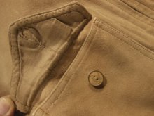 他の写真1: ★PRICE DOWN!★1930'S SPORTOGS GROMET ZIPPER NUBUCK A-1 STYLE JACKET