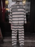 画像8: 1930'S UNKNOWN PRISONER UNIFORM COSTUME JACKET & PANTS