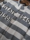 画像12: 1930'S UNKNOWN PRISONER UNIFORM COSTUME JACKET & PANTS
