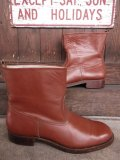1940'S〜 UNKNOWN LADIES ROPER BOOTS SZ/8-1/2