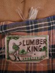 画像3: 1940'S DEADSTOCK LUMBER KING TWO TONE SPORTS JACKET/YOUTH14