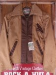 画像1: 1940'S DEADSTOCK LUMBER KING TWO TONE SPORTS JACKET/YOUTH14 (1)