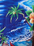 画像5: 1950'S PALI HAWAIIAN RAYON HAWAIIAN SHIRT SZ/M (5)