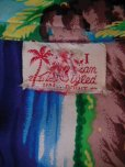 画像14: 1950'S PALI HAWAIIAN RAYON HAWAIIAN SHIRT SZ/M (14)