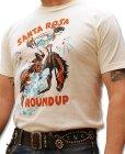 画像2: Atomic Swag Santa Rosa Roundup Mens Tee  (2)
