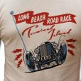 画像5: Atomic Swag Long Beach Road Race Mens Tee