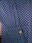 画像7: 1950'S DEADSTOCK BARTEL BOYS PRINTED FLANNEL SHIRT /SIZE14
