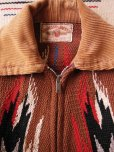 画像4: 1940'S BOYS CHIMAYO RUG JACKET