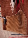 画像7: 1940'S BOYS CHIMAYO RUG JACKET  (7)