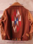 画像3: 1940'S BOYS CHIMAYO RUG JACKET  (3)