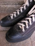 画像5: 1950'S CONVERSE BLACK FOOTBALL SHOES/12