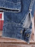 画像16: 1950'S J.C.PENNEY FOREMOST ONE POCKET 1ST TYPE DENIM JACKET