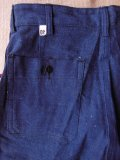 1960'S DEADSTOCK U.S.NAVY DENIM PANTS SIZE/30X32.5