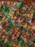 画像6: 1940'S YEE FOOK ASIAN ORIENTAL PATERN COTTON SHIRT SZ/M