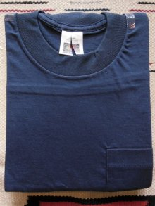 他の写真1: 1990'S DEADSTOCK NIP FRUIT OF THE ROOM POCKET-TEE/MADE IN U.S.A./黒/SZ/L42-44