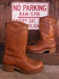 1970'S DEADSTOCK SEARS PECOS BOOTS SZ/9HD [MADE BY CHIPPEWA]