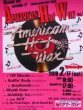 Hillbilly Trio Presents!!! WINTER DANCE PARTY 2018, AMERICAN HOT WAX Vol.8. アメリカンホットワックス