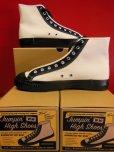 画像3: Attractions WEARMASTERS Lot.408 Jumpin' High Shoes/White-Black