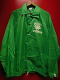 〜1970'S DEADSTOCK GREENUP HIGH TIGERS NYLON COACH JKT/SZ/LARGE