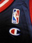 画像3: 90S US古着 大きめサイズ ビンテージ チャンピオン NBA タンクトップ 34ヒューストンロケッツ OLAJUWON/
