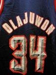 画像5: 90S US古着 大きめサイズ ビンテージ チャンピオン NBA タンクトップ 34ヒューストンロケッツ OLAJUWON/