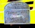 画像12: 1950'S KANSAS CITY COUPES K.C.T.A EMBROIDERED HOTROD CAR CLUB SHIRT SZ/M