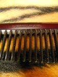 画像8: 1950'S DEADSTOCK EAGLE HARD RUBBER 7-1/2 INCH COMB 683