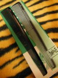 1950'S DEADSTOCK EAGLE HARD RUBBER 7-1/2 INCH COMB 683