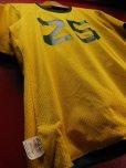 画像1: 80S US古着 ビンテージ チャンピオン 両面 ナンバリング ナイロン ジャージ ゲームシャツ Mサイズ (1)