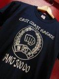 80S US古着 ビンテージ WEST COAST KARATE 空手Tシャツ/S