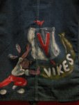 "画像3: 1940'S BERTEL WWII MODEL ""BOOSTERS""HAND PAINTED COVERALL"