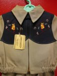 画像2: 1950'S PLAYLAND TWO TONE WESTERN COTTON GAB SET-UP/2T (2)