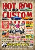 27th Annual YOKOHAMA HOT ROD CUSTOM SHOW 2018 店舗出店します。