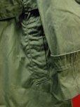 画像6: 1978'S DEADSTOCK RAINCOAT, MAN'S, COTTON AND POLYESTER, QUARPEL, ARMY GREEN 274/SZ-36S