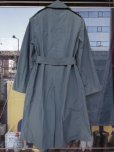 画像17: 1976'S DEADSTOCK RAINCOAT, MAN'S, COTTON AND POLYESTER, QUARPEL, ARMY GREEN 274/SZ-34S
