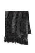 "Attractions WEARMASTERS SCARF ""Dot"" Black"