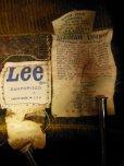 画像11: 1960'S NON WASH LEE 81-LJ BLANKET LINED CHORE JACKET SIZE/42REG