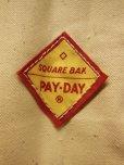 画像4: 1950'S DEADSTOCK PENNEY'S PAYDAY PAINTER BIB OVERALLS SZ/40X3040/生成オーバーオール