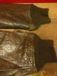画像17: 1943'S WWII WILLIS AND GEIGER INC, M422A GOATSKIN FLYING JACKET SZ/38