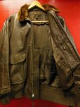 画像7: 1943'S WWII WILLIS AND GEIGER INC, M422A GOATSKIN FLYING JACKET SZ/38