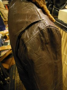 他の写真1: 1943'S WWII WILLIS AND GEIGER INC, M422A GOATSKIN FLYING JACKET SZ/38