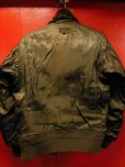 画像10: 1943'S WWII WILLIS AND GEIGER INC, M422A GOATSKIN FLYING JACKET SZ/38