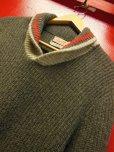 画像10: 1950'S〜 SOMERSET GRAY X RED SHAWL COLLAR WOOL SWEATER SIZE/SMALL