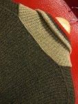 画像7: 1950'S〜 SOMERSET GRAY X RED SHAWL COLLAR WOOL SWEATER SIZE/SMALL