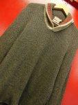 画像9: 1950'S〜 SOMERSET GRAY X RED SHAWL COLLAR WOOL SWEATER SIZE/SMALL