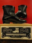 画像2: Attractions BILTBUCK Lot.300 Roper Boots Emboss/Black/ローパーブーツ/9D[27.0cm] (2)