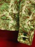 画像11: 1950'S MARK TWAIN WOLF HEADS PRINTED FLANNEL SHIRT JAC SZ/M