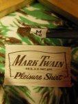 画像3: 1950'S MARK TWAIN WOLF HEADS PRINTED FLANNEL SHIRT JAC SZ/M