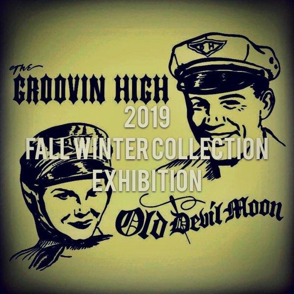 画像1: The Groovin High & Old Devil Moon 2019 Autumn Winter Exhibition!展示受注会